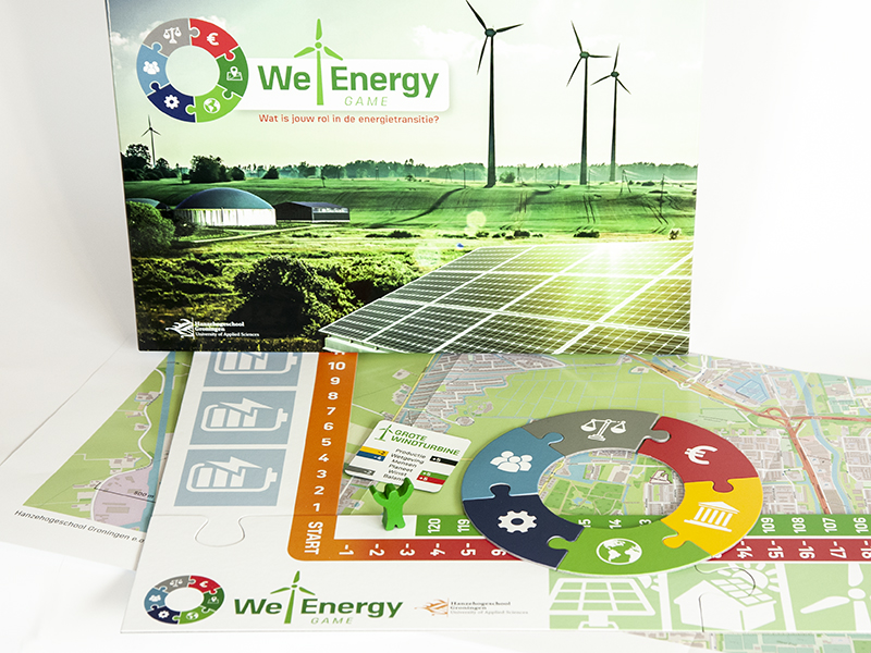 We Energy Game